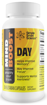 Mind Boost Day Formula