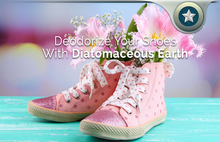 Deodorize-Your-Shoes-With-Diatomaceous-Earth