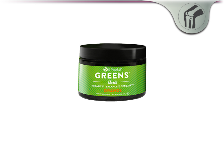 It Works Greens Blend Review