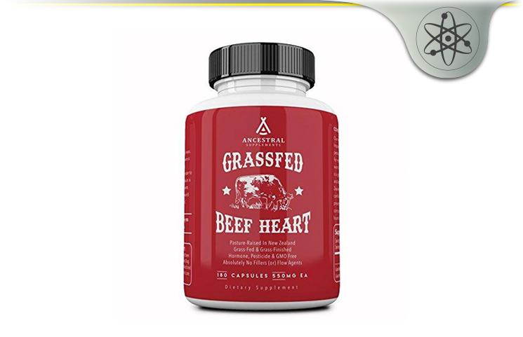 Ancestral GrassFed Beef Heart