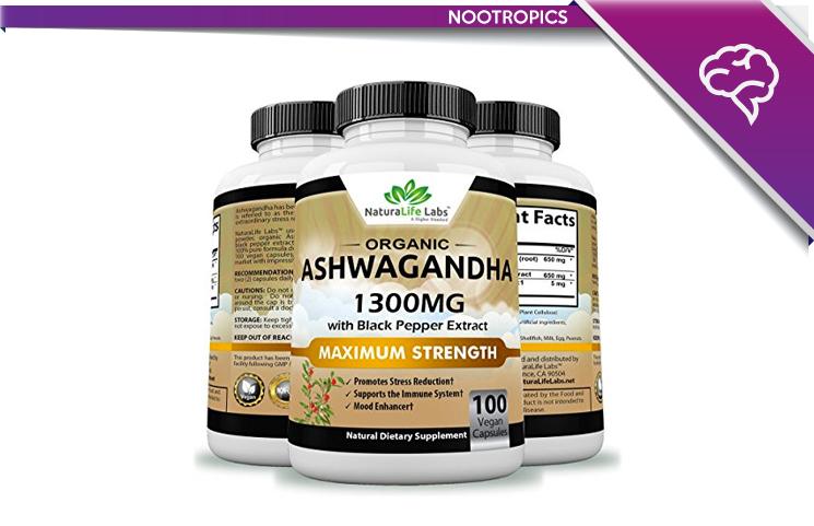 naturallife labas organic ashwagandha